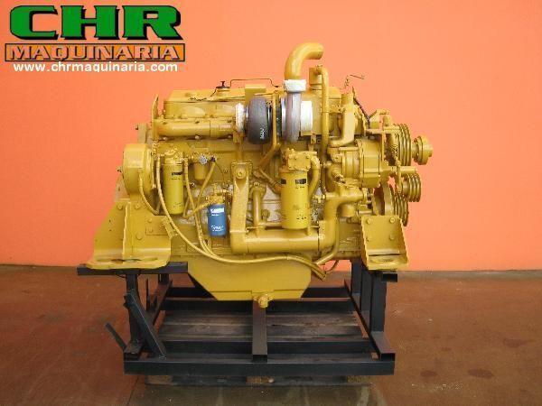 Caterpillar 375 motor para excavadora
