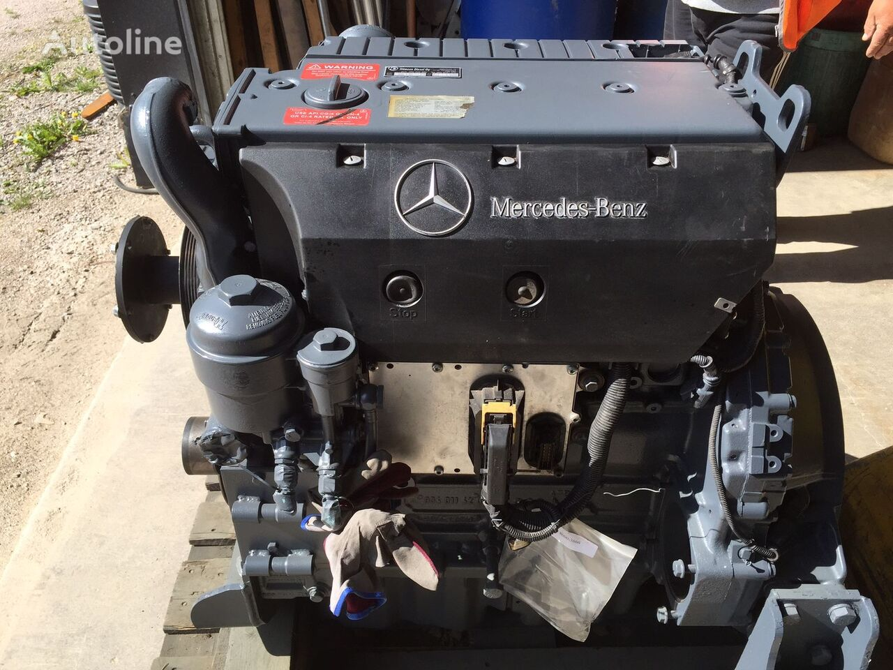 Mercedes Benz OM904 LA refurbished motor para camión