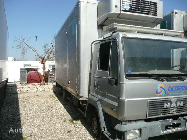 MAN Motor 10.163 D0824LFL09. Getriebe 6 Gang ZFS6-36 motor para camión