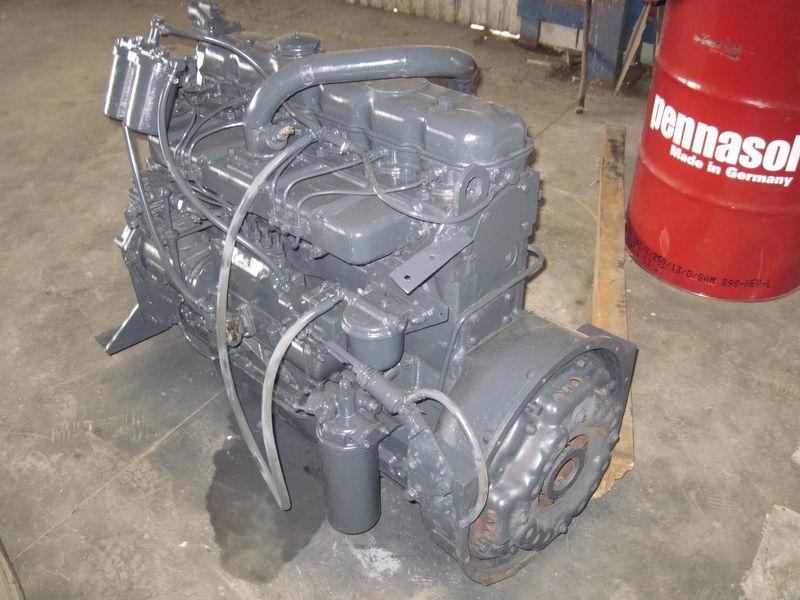 Andoria SW 400 motor para camión