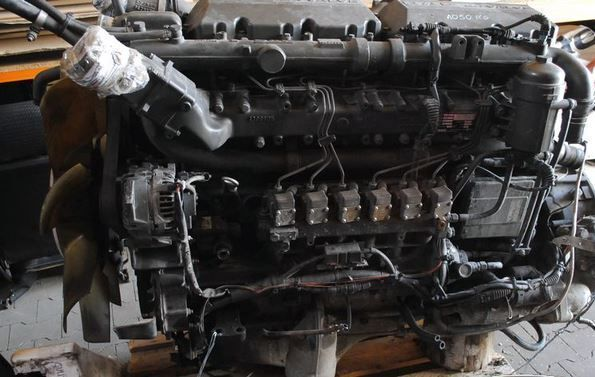 DAF XE315C motor para camión