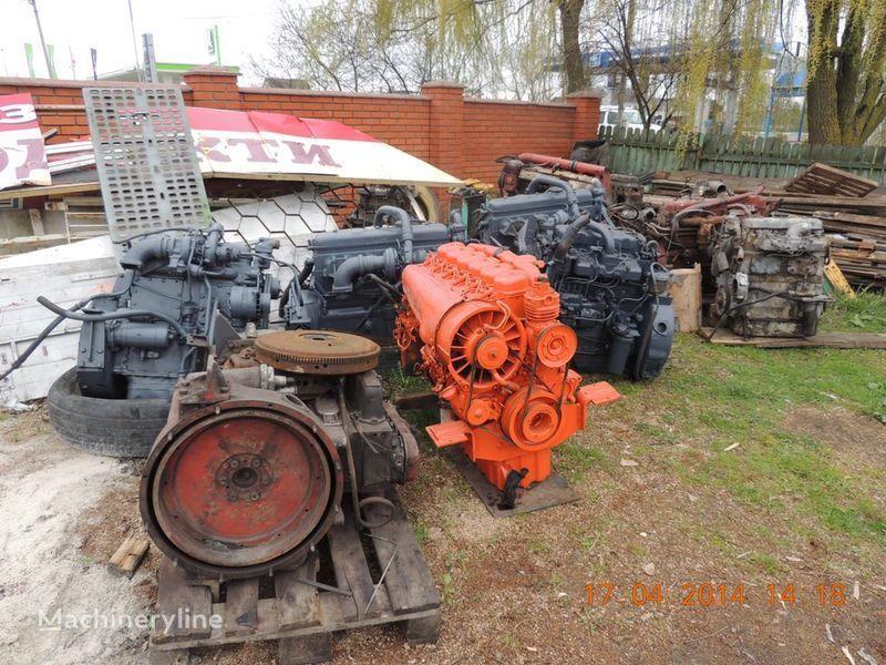 Deutz Andoria Perkins CAT motor para excavadora