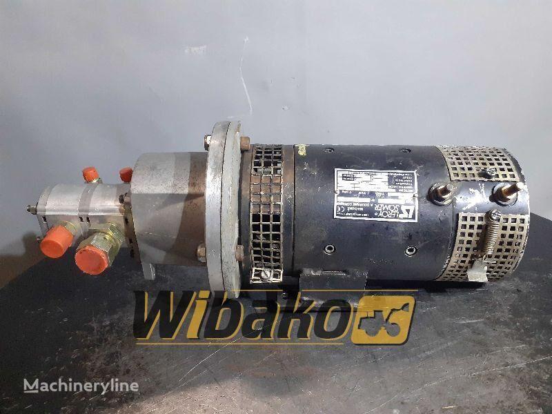 Elektropompa Leroy Somer T15 motor hidráulico para T15 (733952/03-01/99) otros maquinaria de construcción