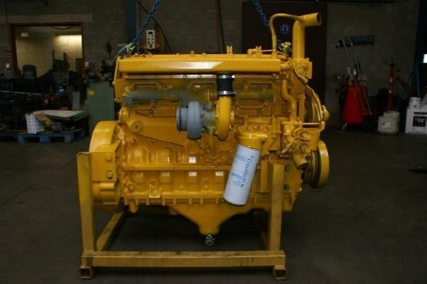 motor para CATERPILLAR 3116 excavadora