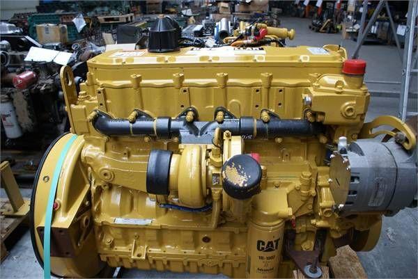 motor para CATERPILLAR 3126 excavadora