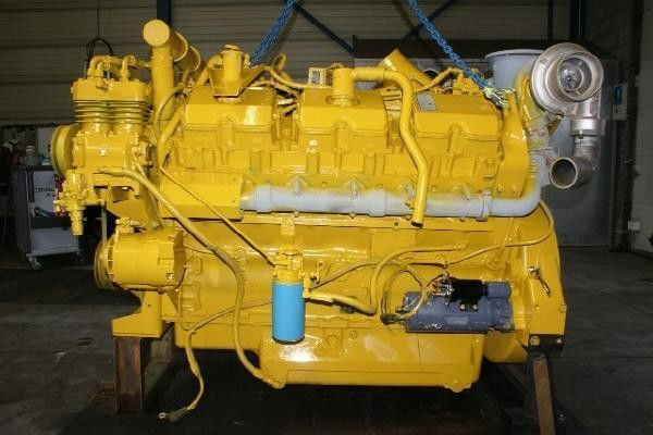 motor para CATERPILLAR 3412 E otros maquinaria de construcción