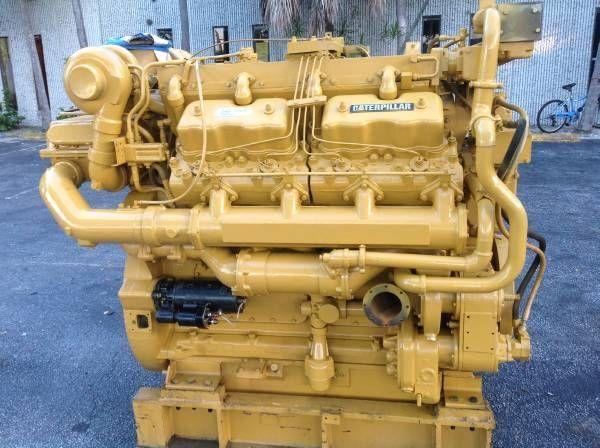 motor para CATERPILLAR D379 otros maquinaria de construcción