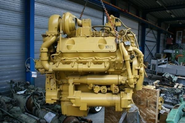 motor para CATERPILLAR USED ENGINES otros maquinaria de construcción