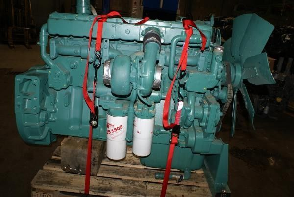 motor para CUMMINS LTA 10 excavadora