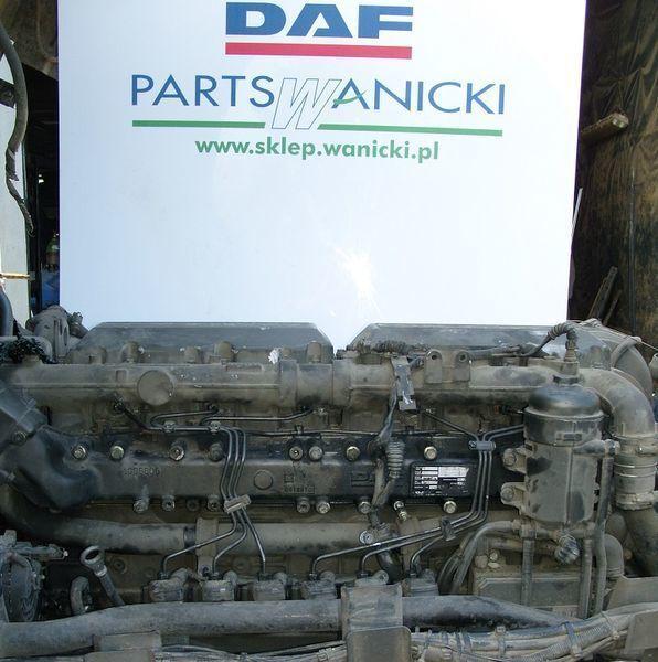 motor para DAF XF 95 tractora