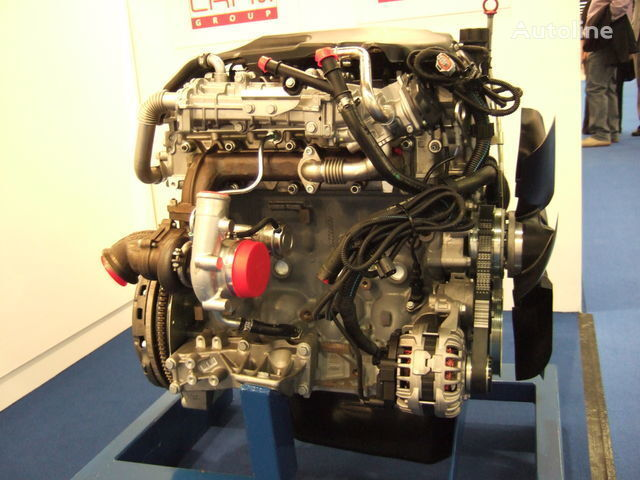 Iveco F1CE3481_* motor para DAILY-DUCATO minibús
