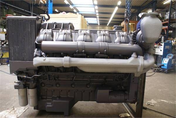 motor para DEUTZ BF10L513 excavadora
