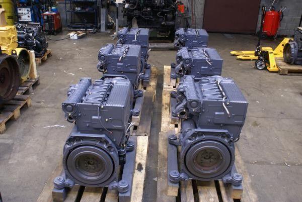 motor para DEUTZ BF4L1011FT otros maquinaria de construcción