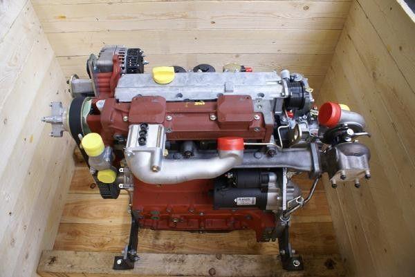motor para DEUTZ BF4M2012 excavadora
