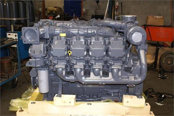 motor para DEUTZ BF8M1015 CP otros maquinaria de construcción