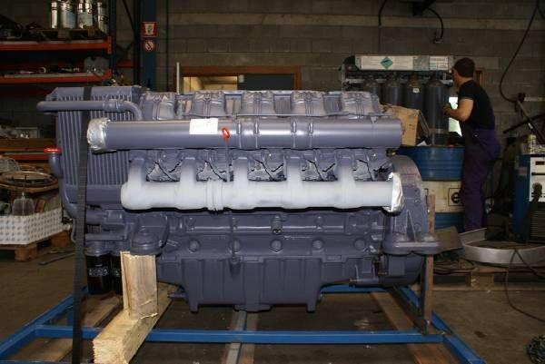 motor para DEUTZ F10L413 excavadora