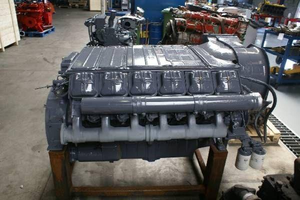 motor para DEUTZ F12L413F otra maquinaria agrícola