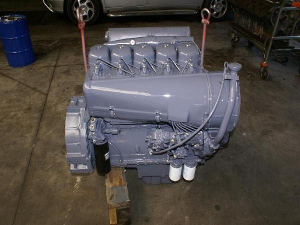 motor para DEUTZ F5L912 excavadora