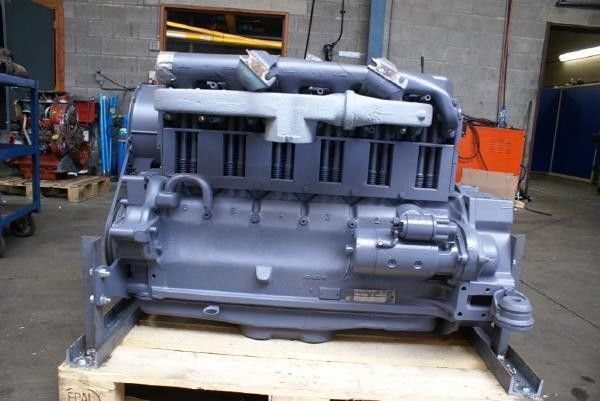 motor para DEUTZ F6L912W otros maquinaria de construcción