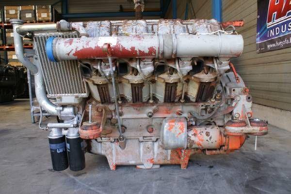 motor para DEUTZ F8L413F otros maquinaria de construcción