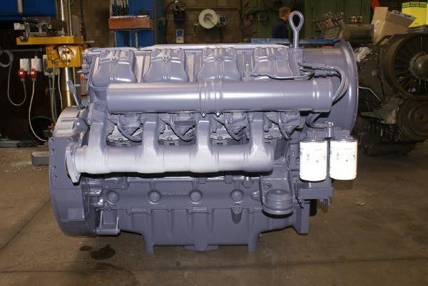motor para DEUTZ F8L513 excavadora