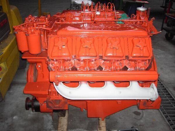 motor para DEUTZ F8L714 otros maquinaria de construcción