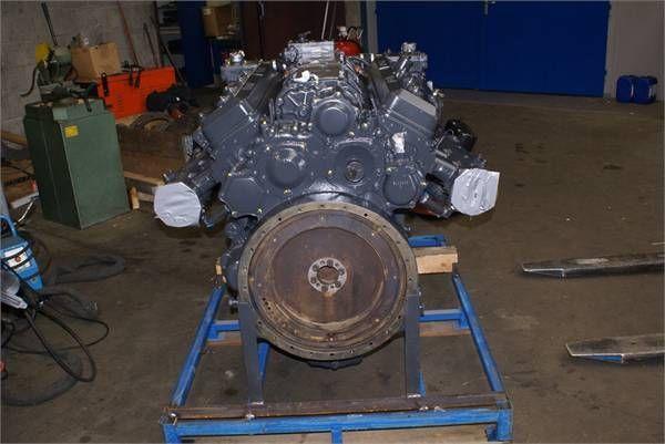 motor para Detroit 12V71 N otros maquinaria de construcción