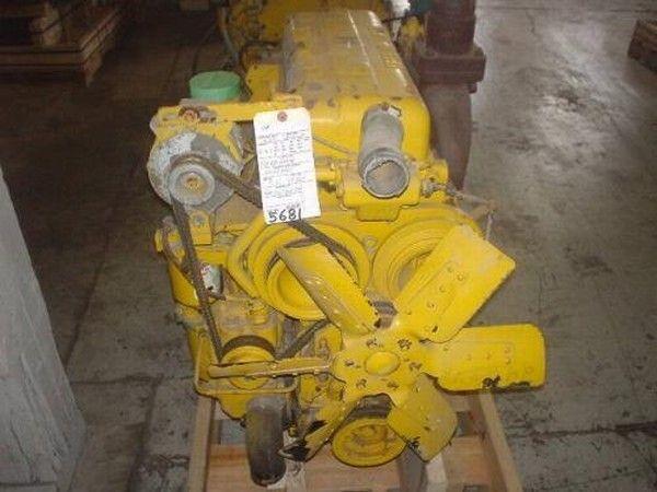 motor para Detroit 4-53 N otros maquinaria de construcción