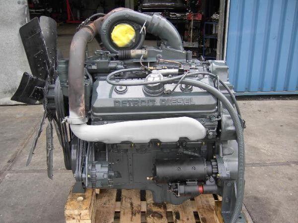 motor para Detroit 8V71 otros maquinaria de construcción