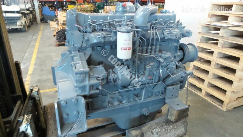 motor para FIAT-HITACHI FH330-3 excavadora