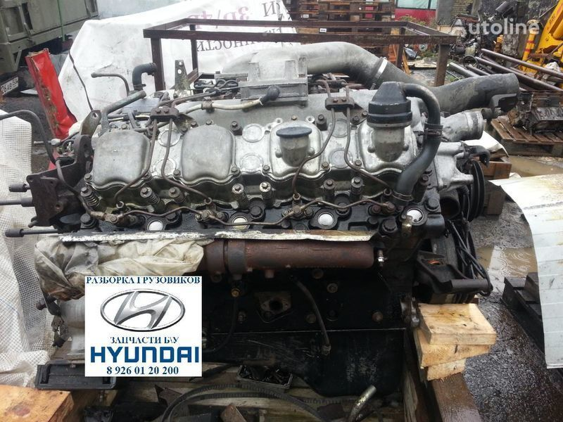 Mitsubishi D8AB D8AX D8AY motor para HYUNDAI HD Gold AERO camión