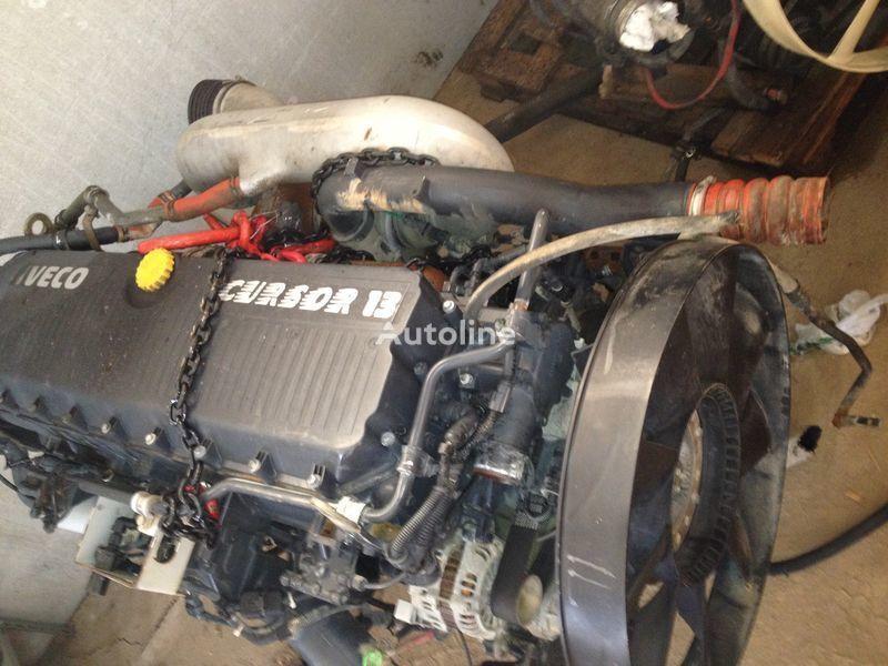 Iveco F3BE0681 E3 von PS 440/480/540 Cursor 13 motor para IVECO Cursor/Stralis/Trakker Euro 3 S44-S48-S54  camión