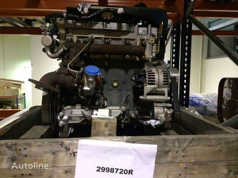 Iveco F1AE0481 E4 motor para IVECO DAILY minibús