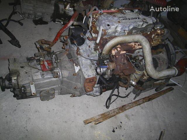 Iveco motor para IVECO EUROCARGO 75E17 camión