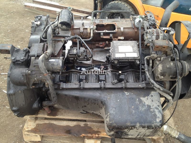 Cursor 10 2003g garantiya motor para IVECO Stralis tractora