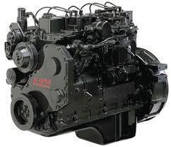 Cummins motor para KOMATSU bulldozer nuevo
