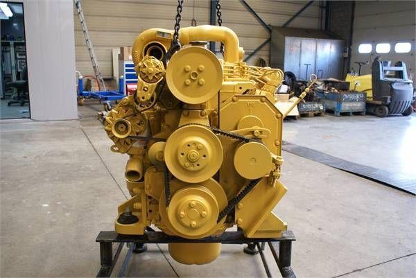 motor para KOMATSU S6D102E otros maquinaria de construcción