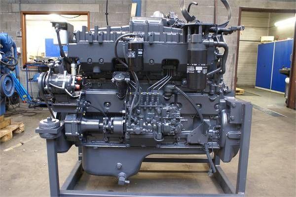 motor para KOMATSU SA6D125 E2 otros maquinaria de construcción
