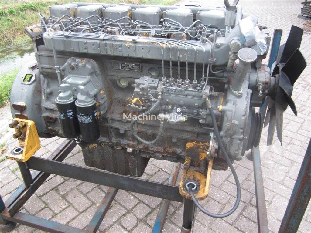 motor para LIEBHERR D926NA otros maquinaria de construcción