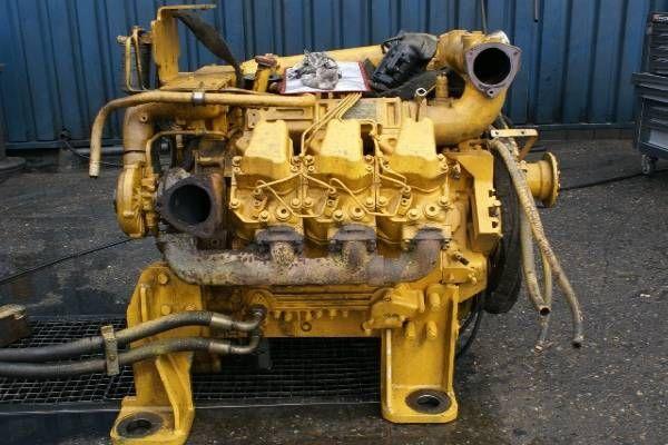 motor para LIEBHERR USED ENGINES otros maquinaria de construcción