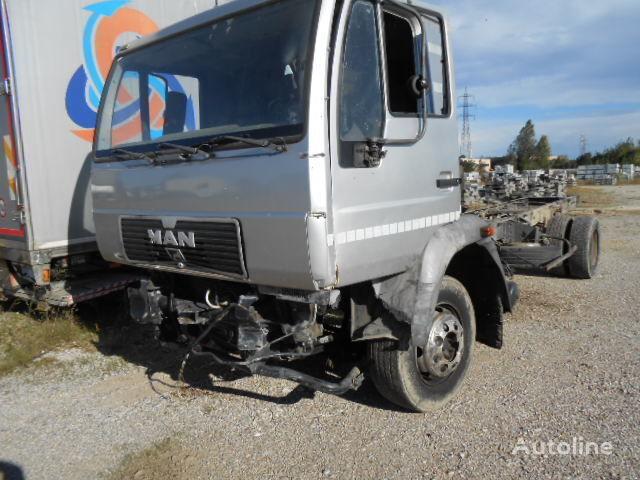 MAn 14.163 motor para MAN 163 camión