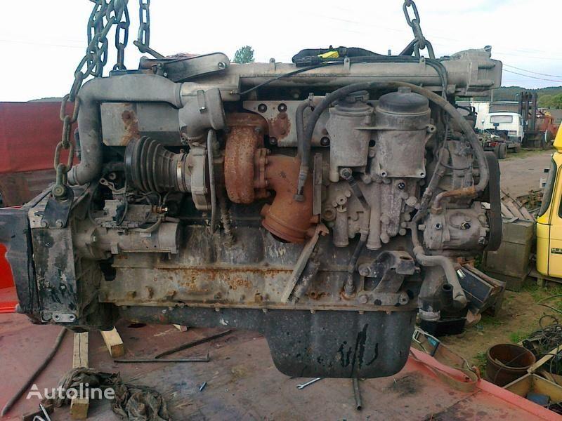 motor para MAN D20 D26 D2066 na czesci 350 430 390 440 480 tractora