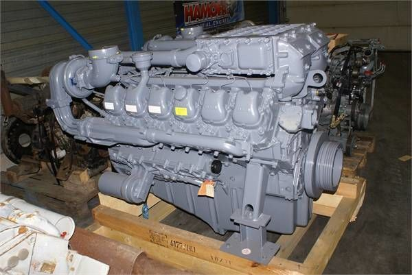 motor para MAN D2842 LE201 NEW otros maquinaria de construcción