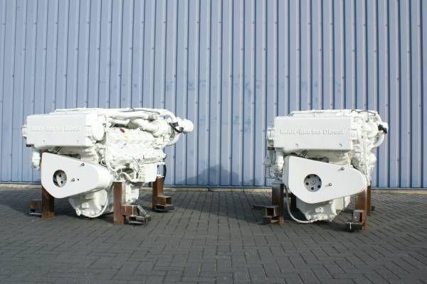 motor para MAN D2842LE409 tractora