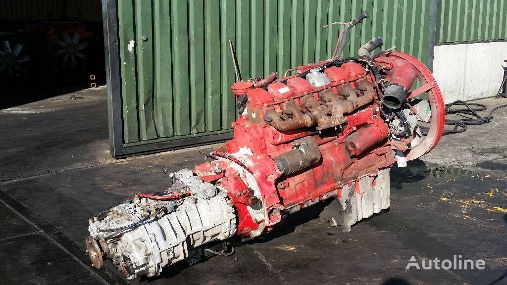 motor para MAN D2866F camión