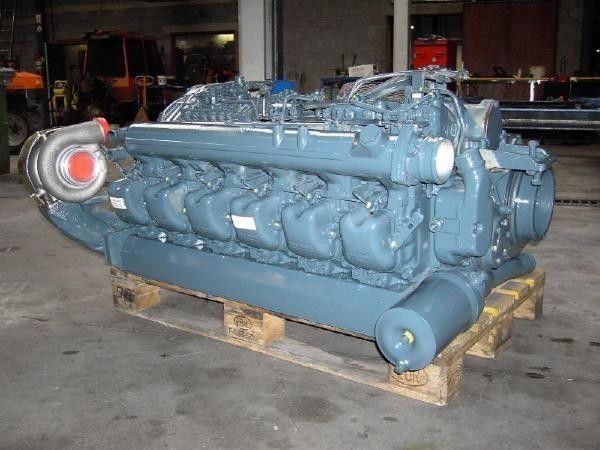 motor para MAN D2876 LOH 01/02/03/04/05/20/21/23 autobús