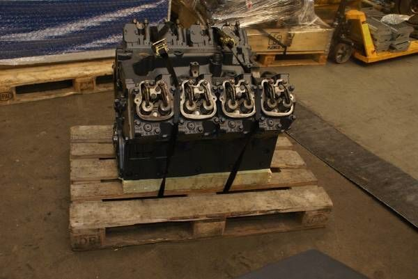 motor para MAN LONG-BLOCK ENGINES otros maquinaria de construcción