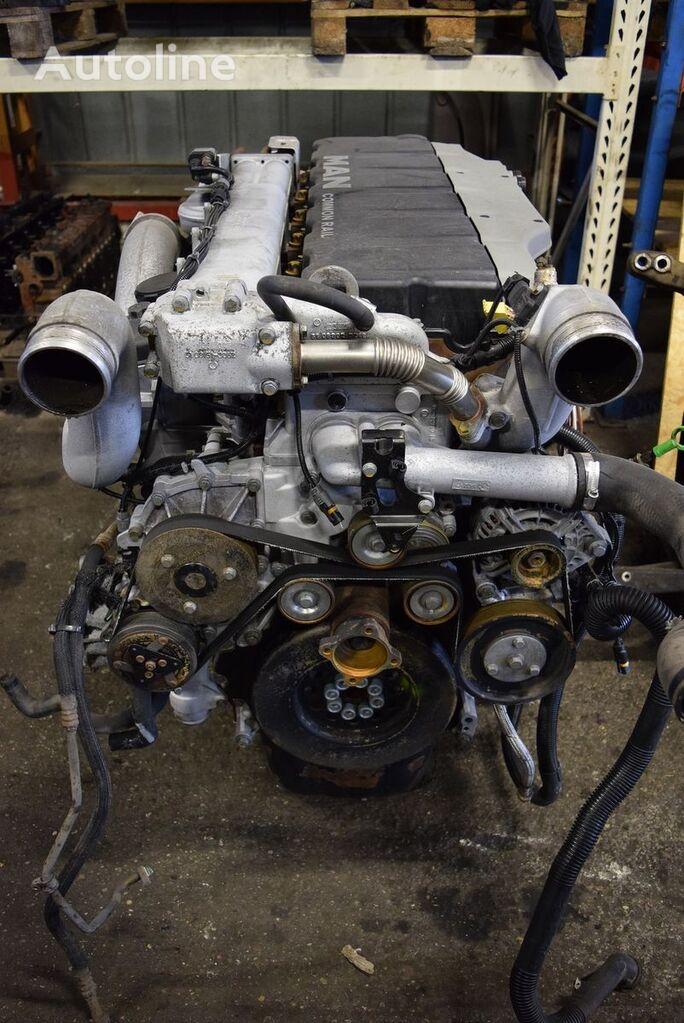 MAN d2066 motor para MAN TGA tractora
