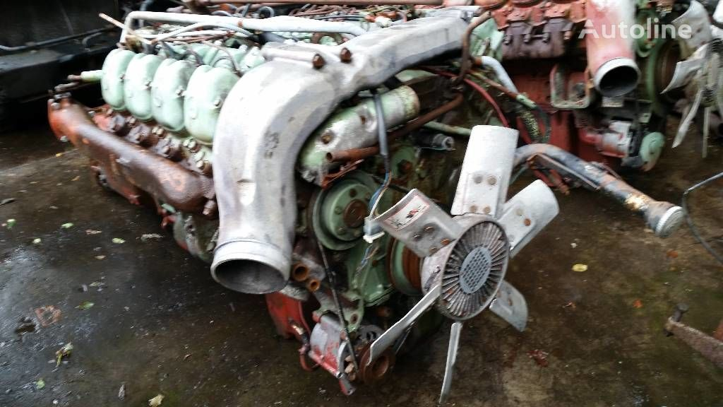 motor para MERCEDES-BENZ OM 402 MET ZF VERSNELLINGSBAK camión