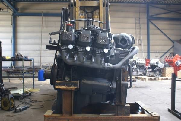 motor para MERCEDES-BENZ OM 421 A otros maquinaria de construcción